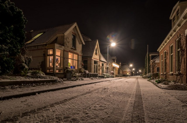 1 nacht winter